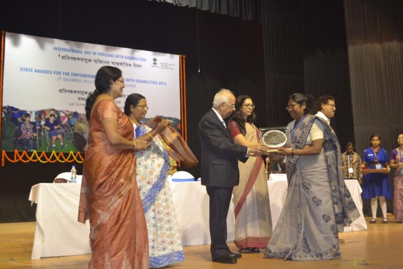 State Award 2014