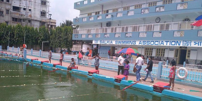 Bengal Para Swimming Championship 2017