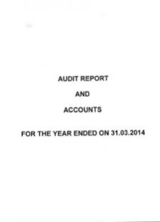 Audit Report 2013-14