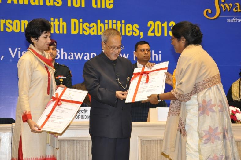 National Award 2013