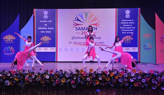 National Level dance Programme