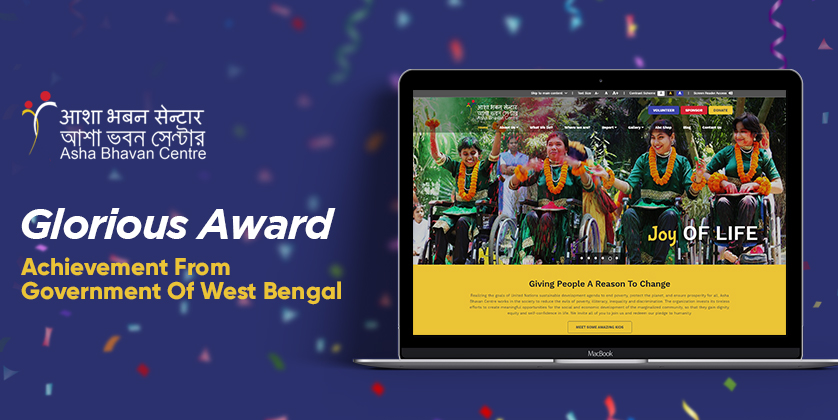 Glorious Award Achievement from Government of West Bengal
