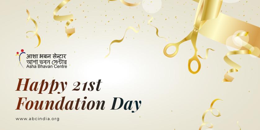 Happy 21st Foundation Day