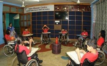 Dominique Lapierre Home For Children With Disabilities, Kathila