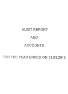 Audit Report 2015-16