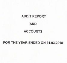 Audit Report 2017-18