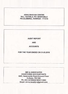 Audit Report 2018-19
